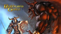 Baldur's Gate poster