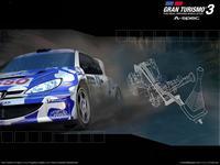 Gran Turismo 3 A-Spec poster